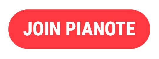 Big red button: Join Pianote